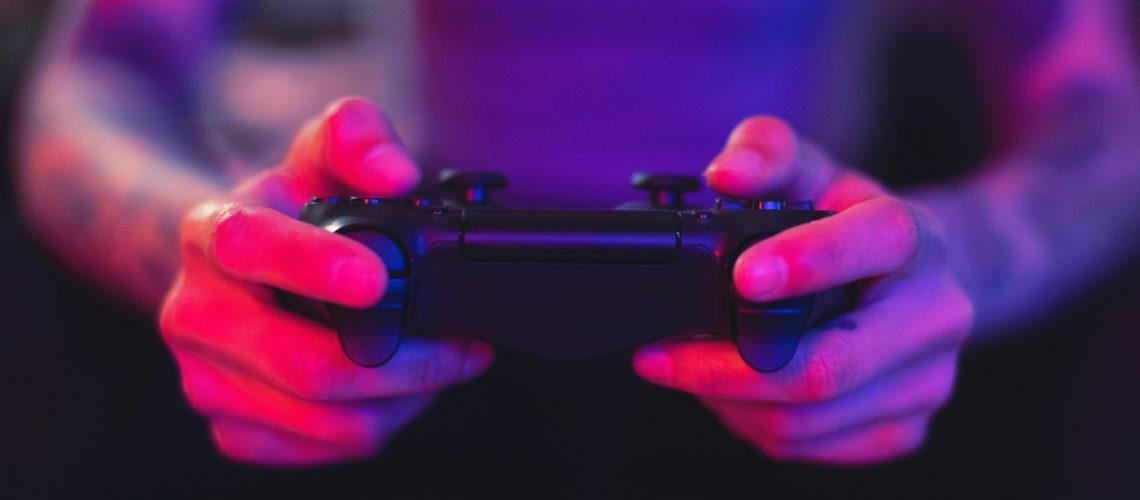 Gamer Hands